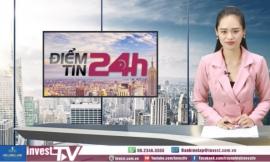 Điểm tin 24h: Trục cao tốc xuyên Việt đầu tiên dần được hình thành