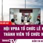Tin tức | Hội VPBA tổ chức lễ kết nạp thành viên tổ chức mới | INVEST TV